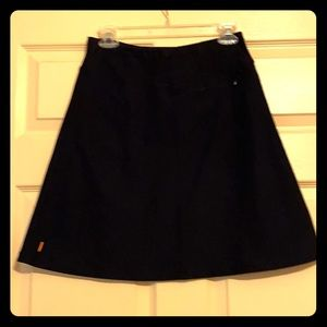 Lucy tri-paneled skirt